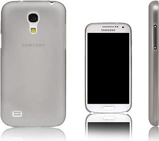 Xcessor Dark Magic Ultra Thin Hard Plastic Case for Samsung Galaxy S4 Mini i9190. Grey/Semi-transparent