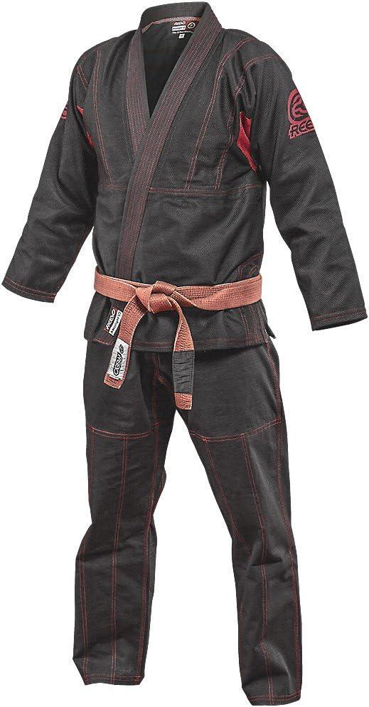 Reevo Aerolight V2 BJJ Gi Brazilian Jiu Jitsu Uniform w//Sling Bag