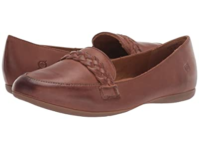 Born Mirror (Brown Full Grain Leather) Women
