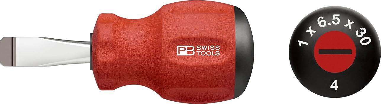 今晩アサー妊娠したPB SWISS TOOLS 8135-6-30 スイスグリップ?スタービーマイナスドライバー