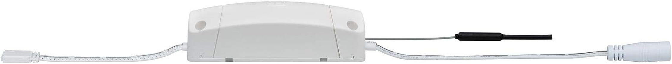 Paulmann 50046 Smarthome Zigbee Maxled Tunable White Controller max. 144W 24V DC-schakelapparaat 50046 - Amazon Echo Plus-...