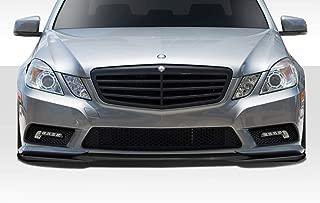 Extreme Dimensions Duraflex Replacement for 2010-2012 Mercedes E Class W212 L Sport Front Lip Spoiler