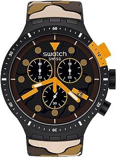 Montre Swatch Big Bold Chrono SB02B410 ESCAPEDESERT