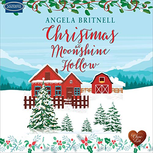 Christmas at Moonshine Hollow cover art