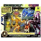 Alien Collection Xenomorph Swarm - Colonial Marines VS Aliens - Xenomorph Drone - Planetary Attack Alien Battle Set
