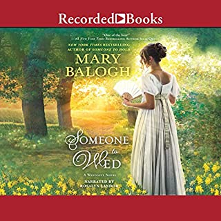 Someone to Wed audiobook cover art