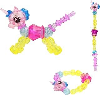 Cute DIY Animal Twist Magic Tricks Kids Pet Toys Christmas Gifts Child Bracelet Twisted Creative Elasticity Kid Toy