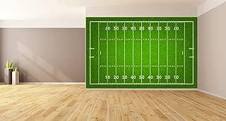 Football Field Wall Art Mural 144