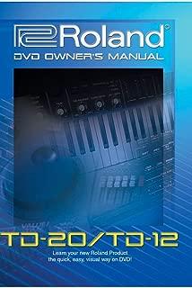 Roland TD-20 TD Video Training Tutorial He