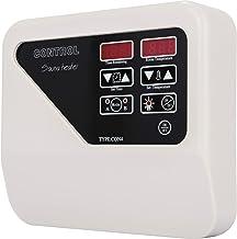 KAUTO Contrôleur de Chauffage de Sauna Externe pour 3KW-9KW unité de Commande de radiateurs de Sauna contrôleur de poêle d...