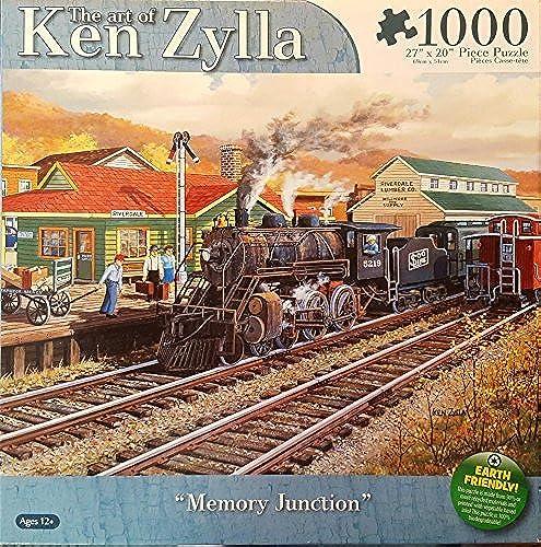 100% a estrenar con calidad original. The Art of of of Ken Zylla 1000 Piece Jigsaw Puzzle  A Little Boy's Dream by Karmin  tienda en linea