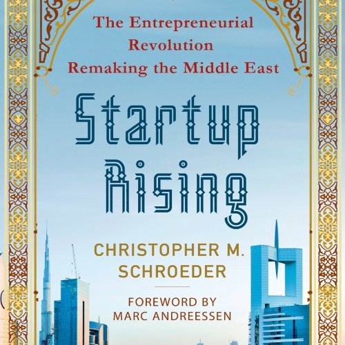 Startup Rising Audiobook By Christopher M. Schroeder cover art