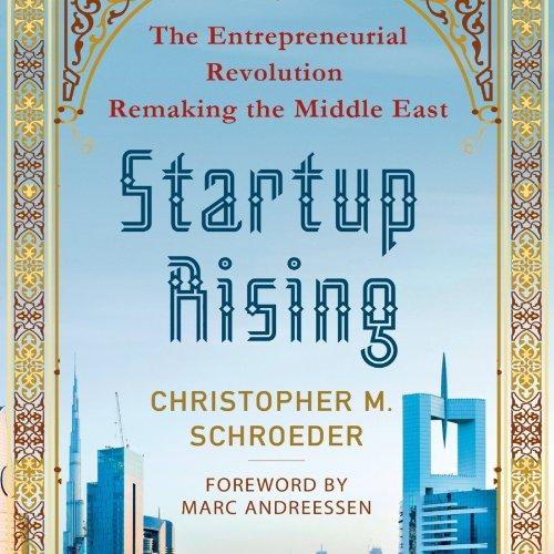 Startup Rising audiobook cover art