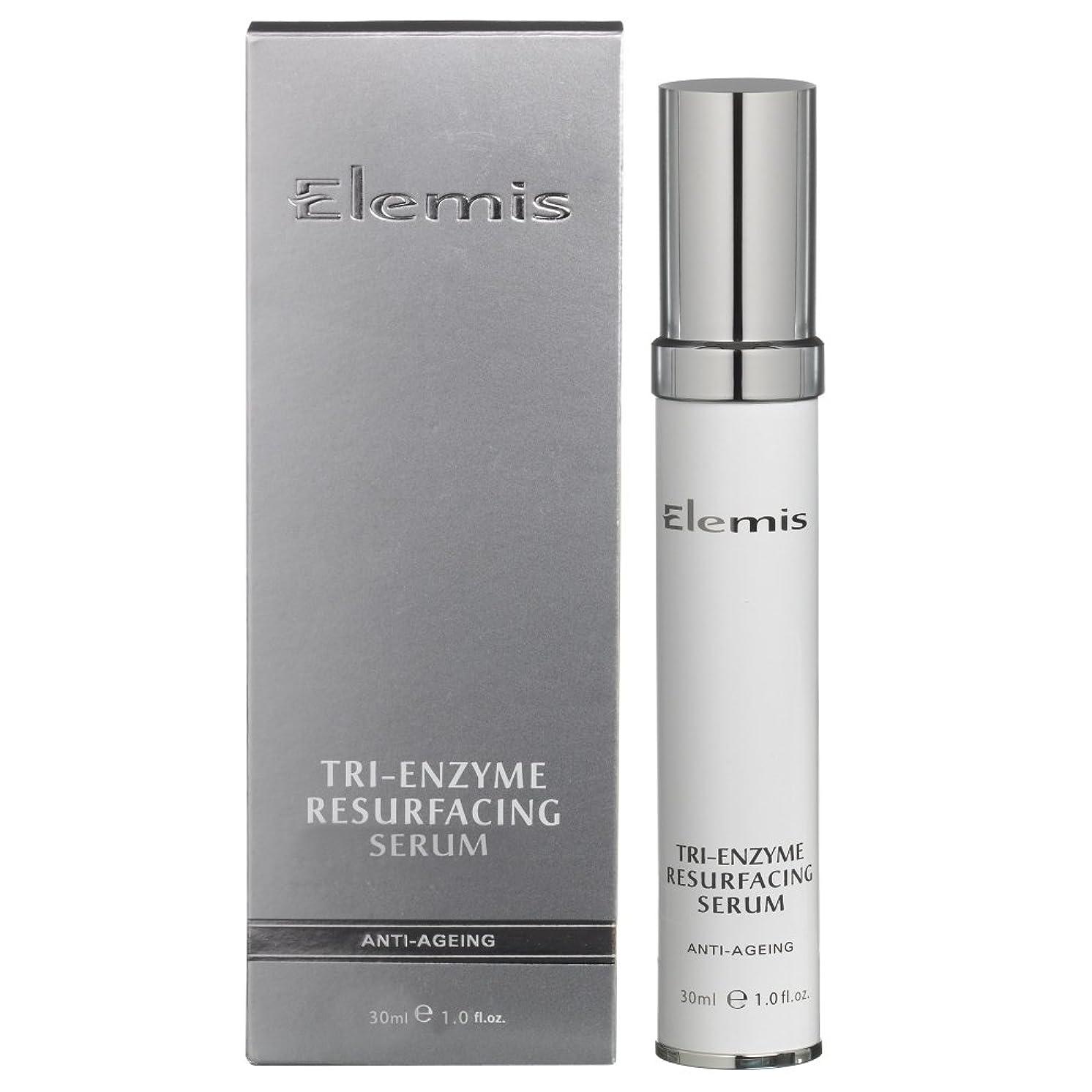 笑い息苦しい暖かさエレミストライ酵素リサーフェシング血清 (Elemis) (x6) - Elemis Tri-Enzyme Resurfacing Serum (Pack of 6) [並行輸入品]