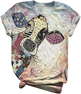 NANTE Top Fashion Printed Multicolor