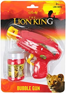 Disney Lion King MANUEL BUBBLE GUN
