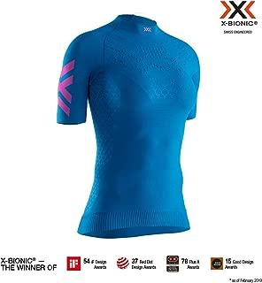 X-Bionic 女式 Twyce 4.0 跑步短袖衬衫