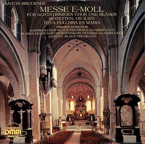 Anton Bruckner: Messe E-Moll - 268/111187 - Vinyl LP
