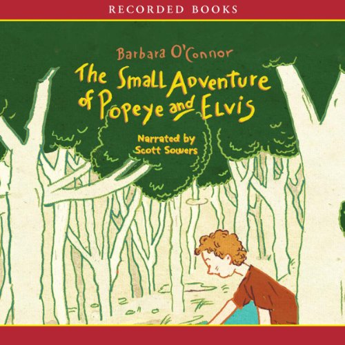 The Small Adventure of Popeye and Elvis audiobook cover art
