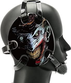 Geyi Wrestling Headgear with The Joker Decals