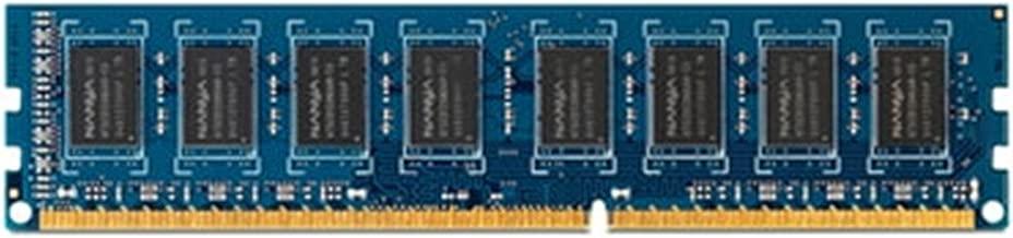 HP 2 GB DDR3 SDRAM Memory Module - 2 GB - 1333MHz DDR3-1333/PC3-10600 - DDR3 SDRAM - 240-pin DIMM