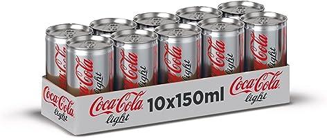 عبوة مشروبات غازية من كوكاكولا 150 مل - عبوة من 10 قطعة