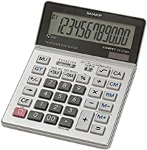 Sharp VX2128V Portable Desktop Handheld Calculator photo