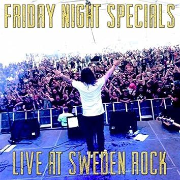 Live at Sweden Rock