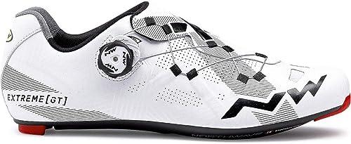 Northwave Extreme GT Rennrad Fahrrad Schuhe Weiß Schwarz2018  Größe  40