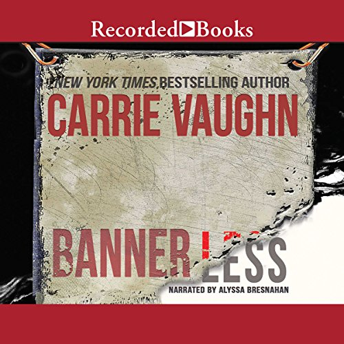 Bannerless audiobook cover art