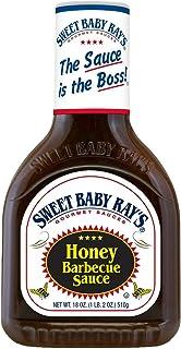 Sweet Baby Ray HONEY BARBECUE Sauce 510 g …