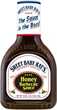 Sweet Baby Rays Honey Barbecue Sauce 510g (Sweet Baby Rays Honig Barbecue Soße)