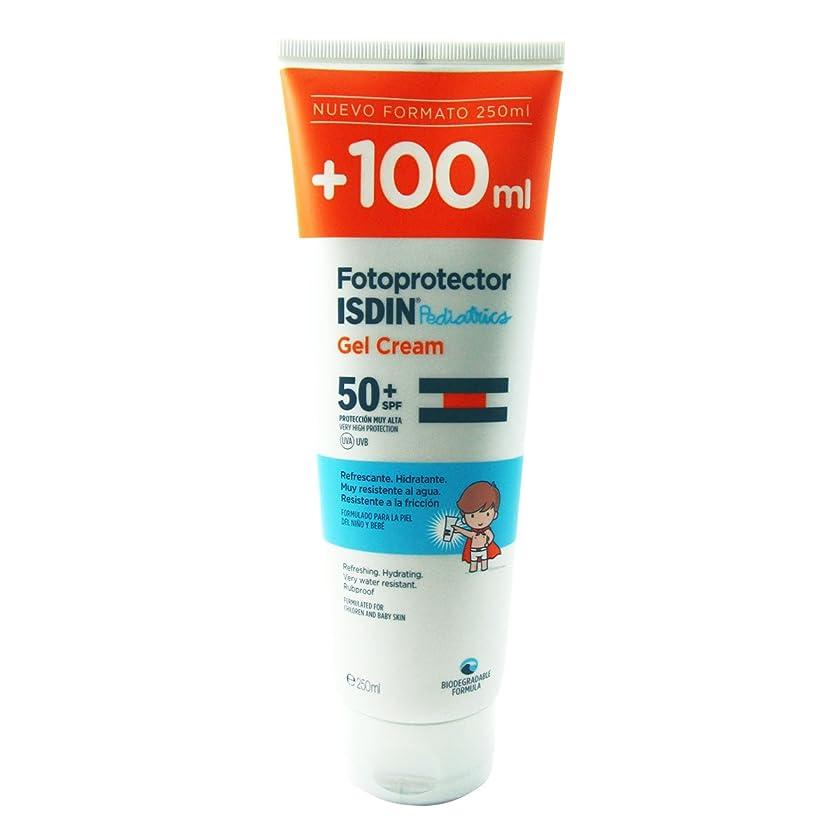 遠征ファイル衣装Isdin Photoprotector Pediatrics Gel Cream 50+ 250ml [並行輸入品]
