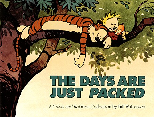 The Days Are Just Packed (Calvin and Hobbes series Book 8) (English Edition)