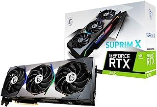 MSI GeForce RTX 3090 SUPRIM X 24G グラフィックスボード VD7346