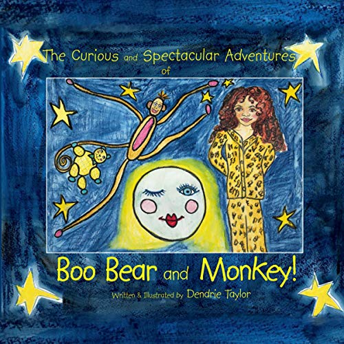 The Curious and Spectacular Adventures of Boo Bear and Monkey Titelbild