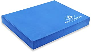 5BILLION Balance Pad & Balance Board - Gym Exercise Mat & Foam Balance Trainer - Wobble Cushion for Physical Therapy and C...