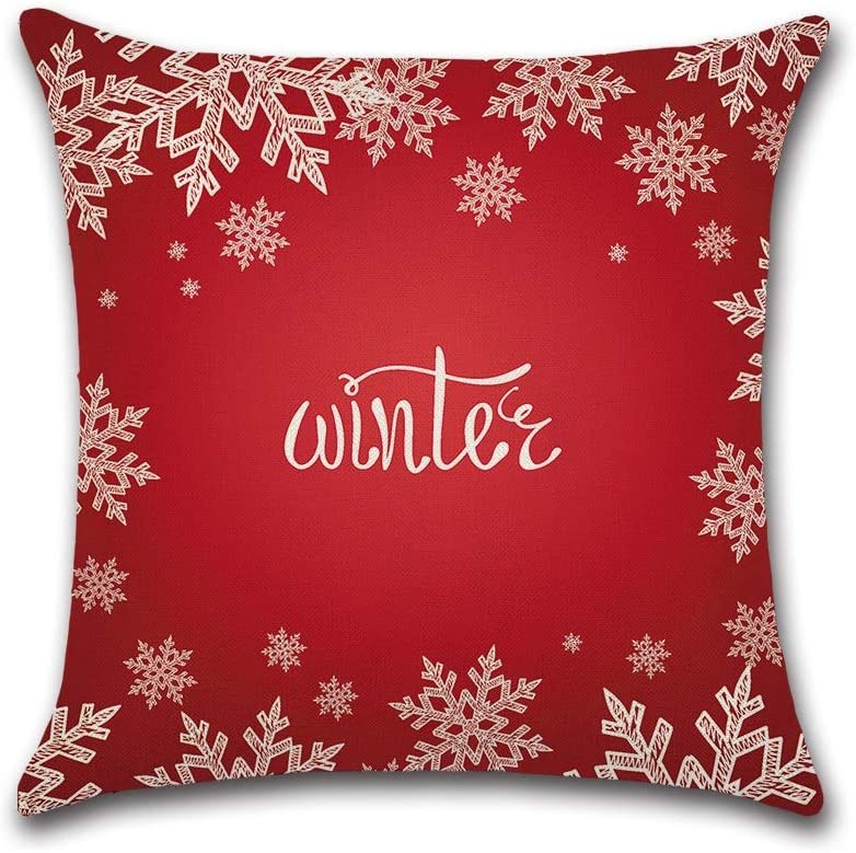 latest HXF- Cushion Cotton Comfortable Material Challenge the lowest price of Japan Fabric Theme Christmas