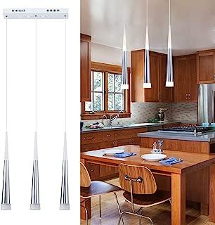 Best 3 light pendant for kitchen island Reviews