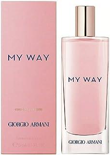 Giorgio Armani My Way Eau de Parfum Spray for Women, .5 Ounce