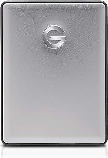 5TB G-DRIVE Mobile tragbare USB-C Festplatte – Spacegrau