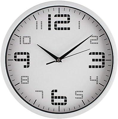 Amazon Com Junghans Max Bill Wall Clock Home Amp Kitchen