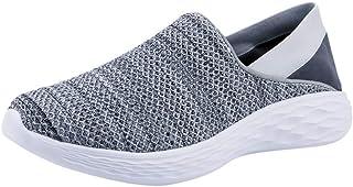 Scarpe da Ginnastica Uomo Donna Sportive Offerta Corsa Trail Running Sneakers Fitness Casual Basse Trekking Estive All'Ape...