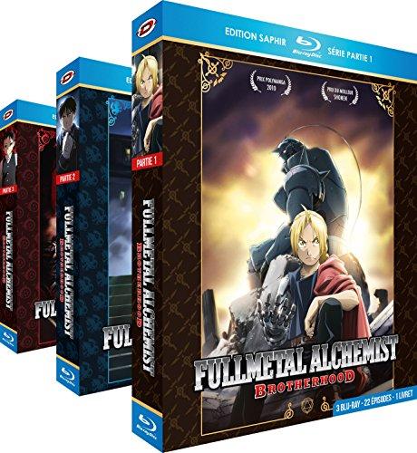 Fullmetal Alchemist: Brotherhood - Intégrale
