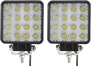 Best 4 square led lights Reviews