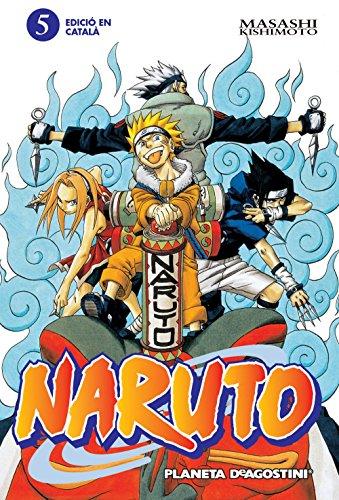 Naruto Català nº 05/72 (Manga Shonen)