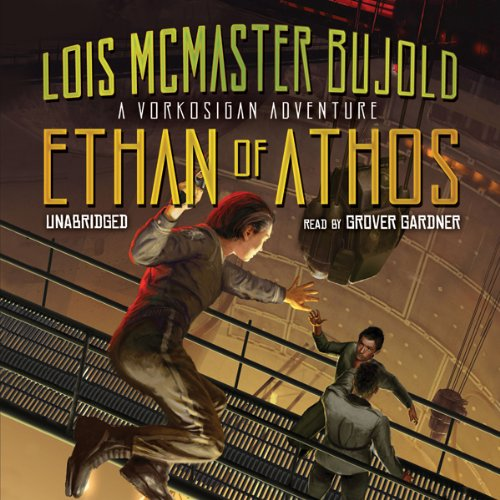 Ethan of Athos  audiobook cover art