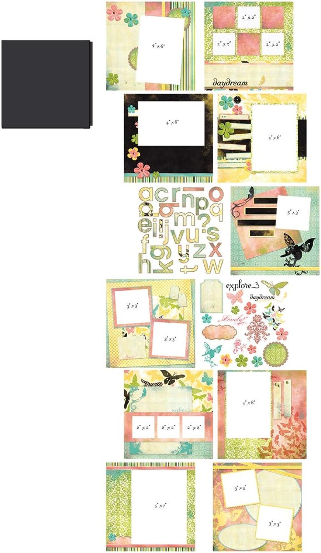 barato en línea Provo Craft YourStory Kit de 20,32 x 20,32 20,32 20,32 cm  entrega rápida