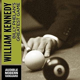Billy Phelan's Greatest Game  audiobook cover art