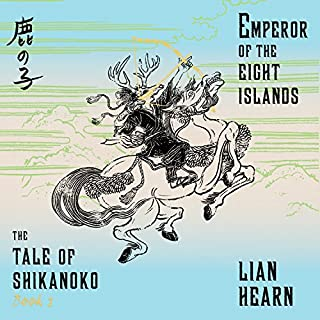 Page de couverture de Emperor of the Eight Islands